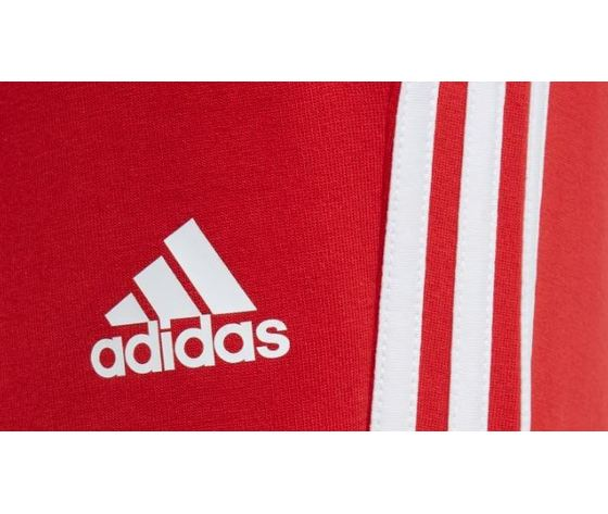 Ed6478 adidas pantalone rosso ragazzo 3