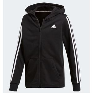 Adidas Giacca Must Have 3 stripes nero ragazzo art. DV0819