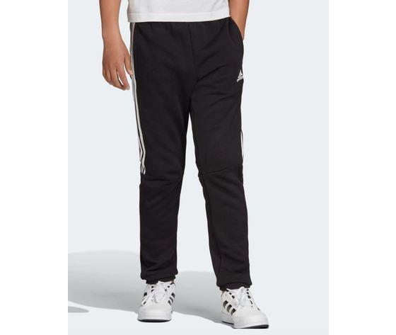 Dv0792 adidas pantalone must have nero 3 stripes 3