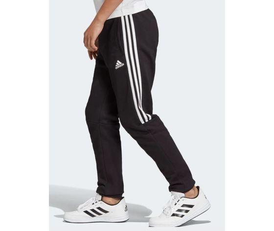 Dv0792 adidas pantalone must have nero 3 stripes 4