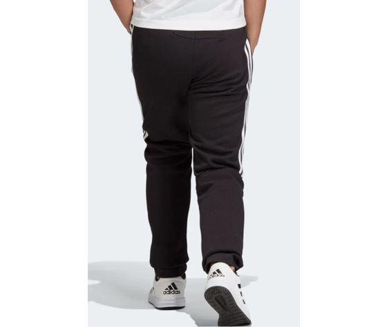 Dv0792 adidas pantalone must have nero 3 stripes 5