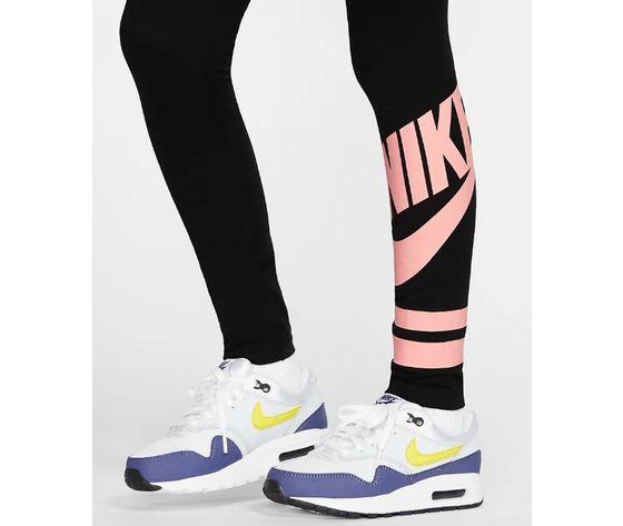 939447 013 nike leggins neri con grafica sportswear 3