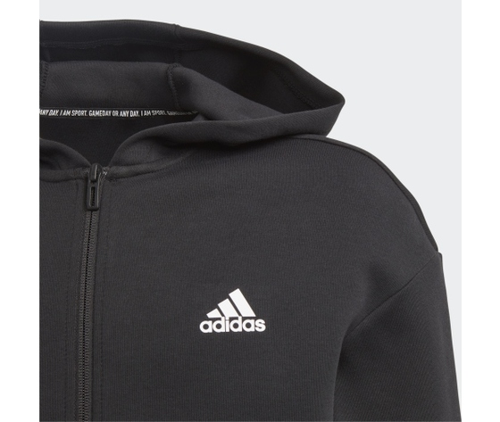 Ed6474 adidas giacca nera must have 3 stripes 3
