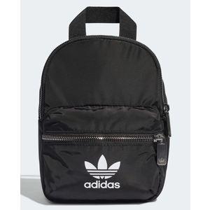 Mini zaino nero Adidas logo trifoglio art. ED5869