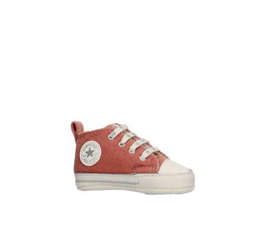 Scarpe Converse All Star First neonato rosa glitter art. 862718C