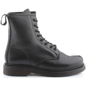 Anfibio nero pelle scarpe tempo libero donna Pregunta art. IV8939-CS 001