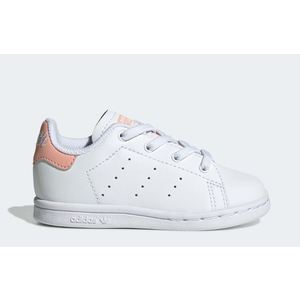 Scarpe Stan Smith Adidas bianco cipria bambino art. EE7596