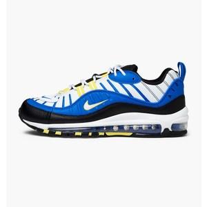 Scarpe Nike Air Max 98 Racer blue bianco uomo art. 640744 400