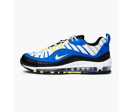 Nike air max 98 640744 400 racer blue white black dynamic