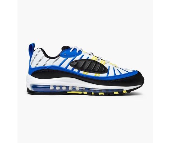 Nike air max 98 640744 400 racer blue white black dynamic 4