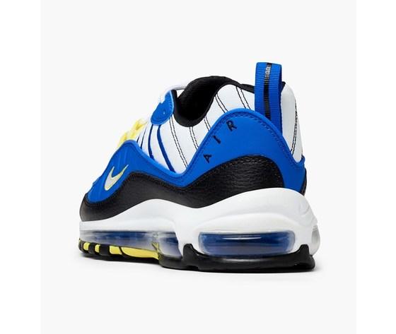 Nike air max 98 640744 400 racer blue white black dynamic 3