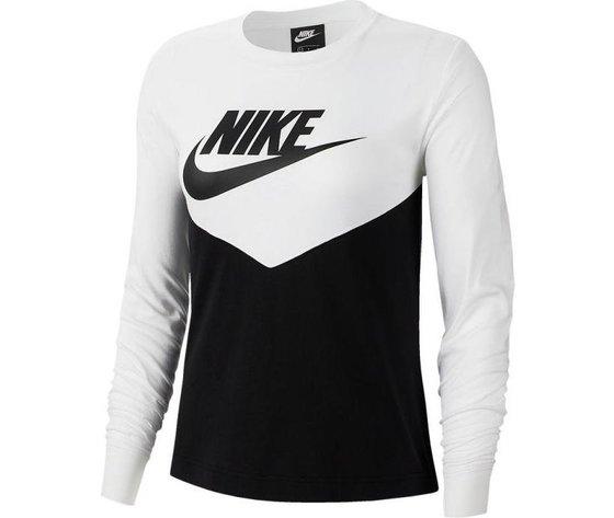Bv5007 010 nike maglia bianco nero