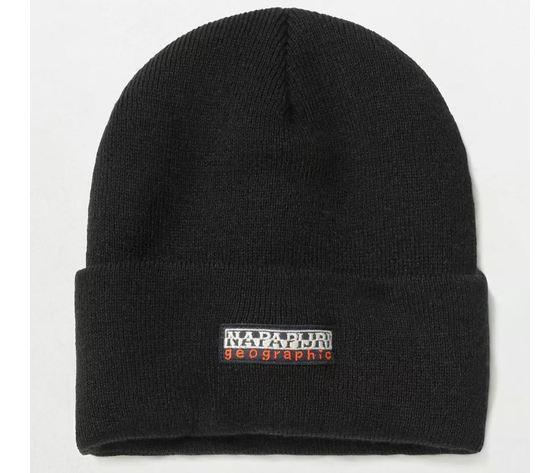 N0ykch041 napapijri berretto nero