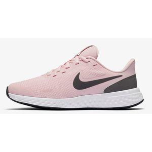 Nike Revolution 5 rosa nero running ragazzi art. BQ5671 601