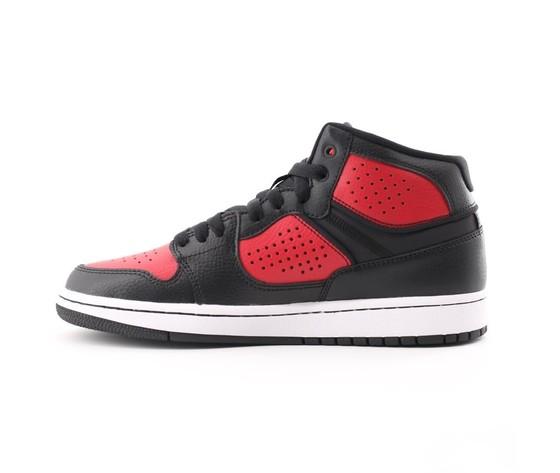 Av7941 006 jordan access bambino rosso nero 2