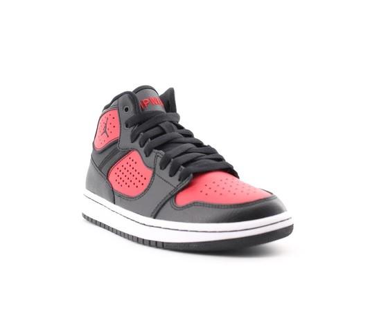 Av7941 006 jordan access bambino rosso nero 3