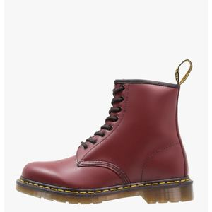 Dr. Martens 1460 Stivaletto Alto Bordeaux Cherry Red Donna / Uomo Art. 11822600
