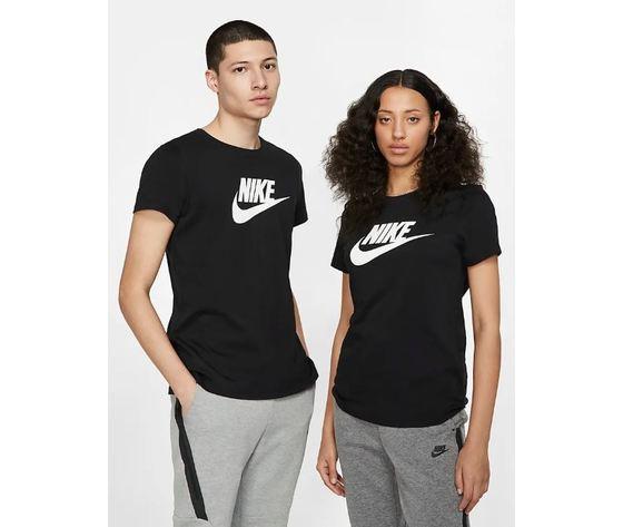 Bv6169 010 t shirt nera essential