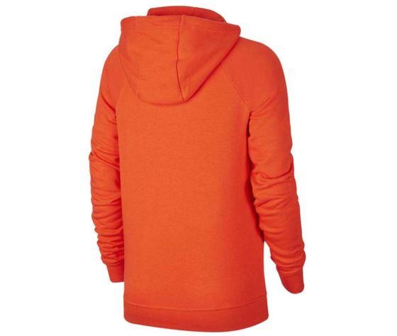 Bv4126 981 felpa nike arancione cappuccio1