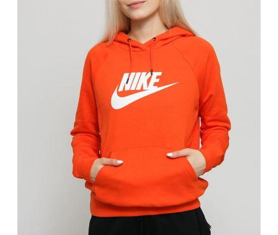 Bv4126 981 felpa nike arancione cappuccio2