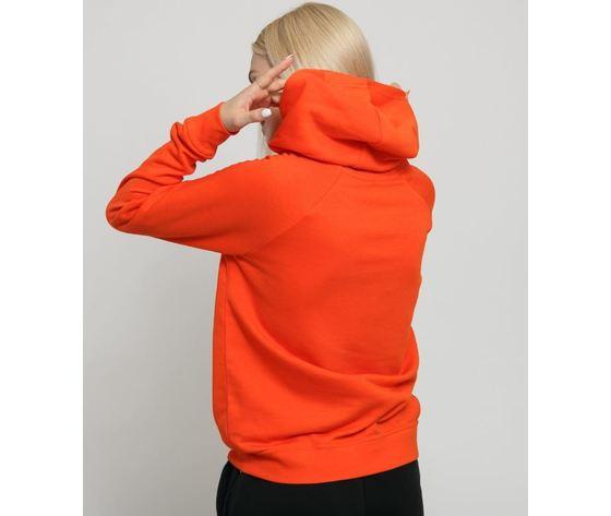 Bv4126 981 felpa nike arancione cappuccio3