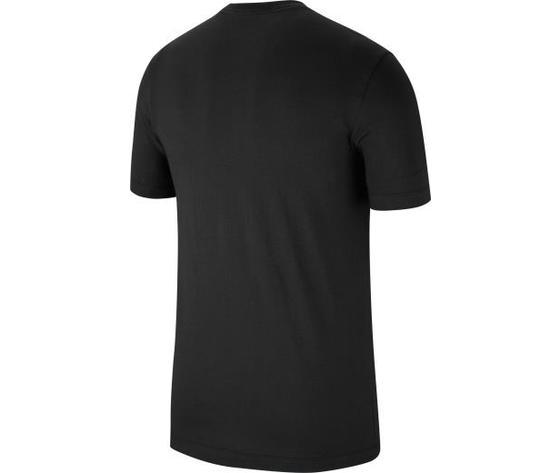 Ar4993 t shirt nike nero bicolore1