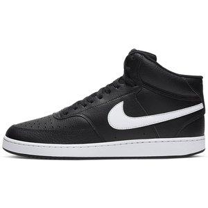 Nike court vision mid bianco nero art.CD5466 001