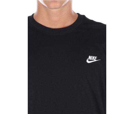 Ar5193 010 maglietta nike maniche lunghe nera1