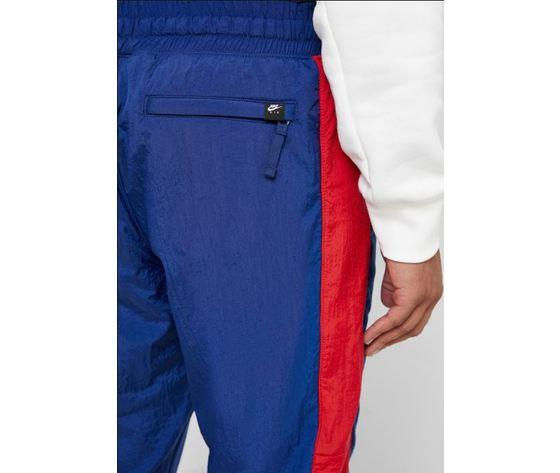 Bv5191 492 pantalone nike air blu rosso