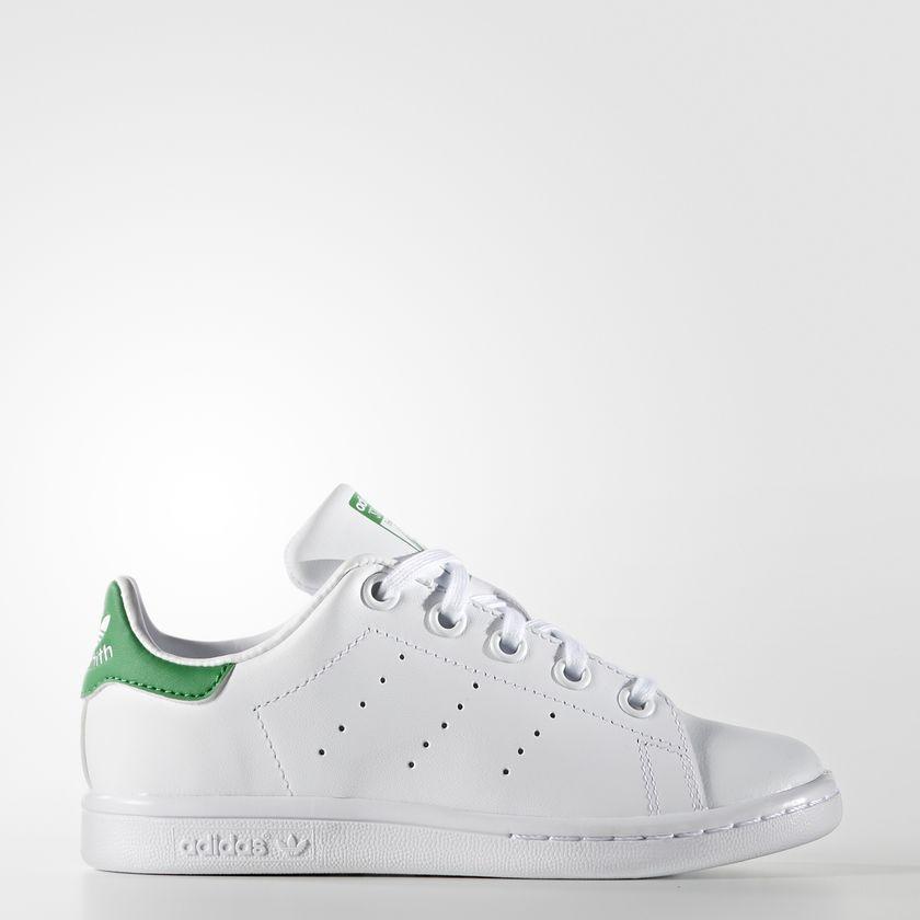 Bambino Bianco ArtBa8375 Smith Sneakers Verde Adidas Bimbi Lacci Scarpe Con Stan OnymN8w0v