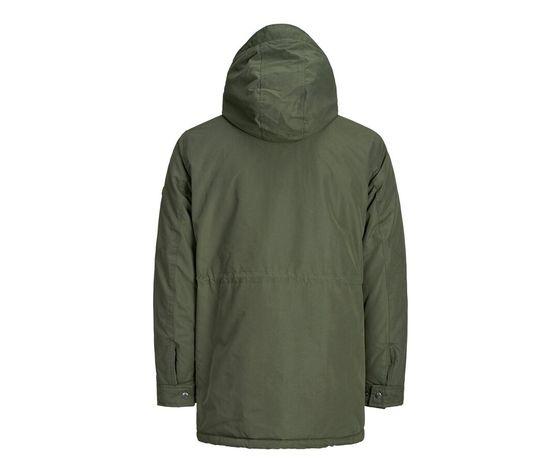 121584 parka jack jones verde militare111