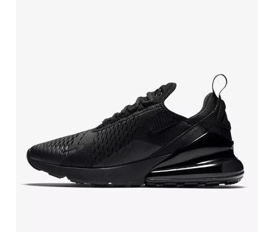 Scarpe Nike Air Max 270 nero total black art. AH8050 005
