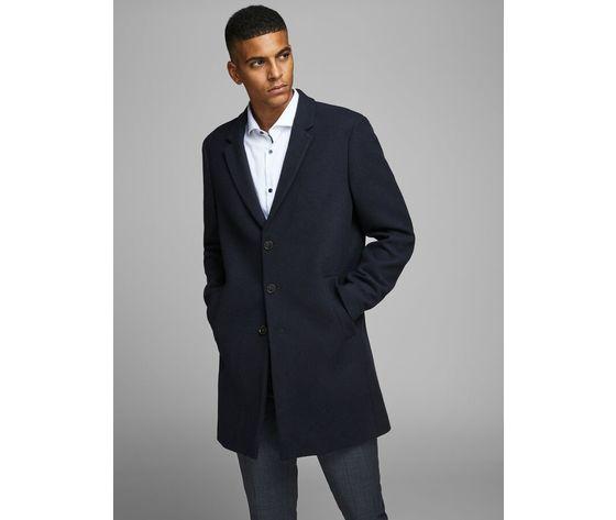 12154382 cappotto monopetto jack and jones blu uomo2