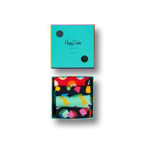 Scatola Happy Socks Game Night gift box art.87419PP16 6300