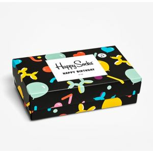 Scatola Happy Socks Playing Birthday gift box with sound art.87419PP03 7300