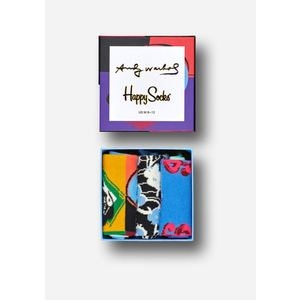 Scatola Happy Socks Andy Warhol gift box art.8749A006P 9000