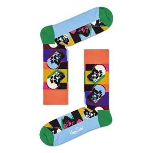 Calze Happy Socks Andy Warhol Skull Sock art.87419A002 0100