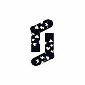 Calze Happy Socks Punk love Sock art.87416M067 999