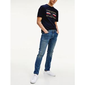 Jeans Tommy Hilfiger Slim Fit Monogram TH denim art.MW0MW13558 1BQ