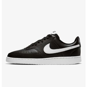 Scarpa Nike Court Vision Low nera uomo art.CD5463 001