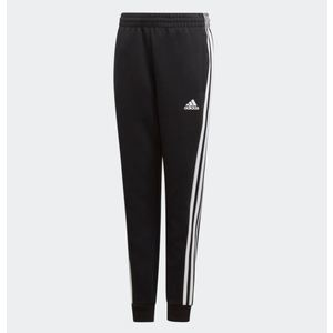 Pantalone Adidas Must Have 3 strisce Bianco nero bimbo art.ED6477