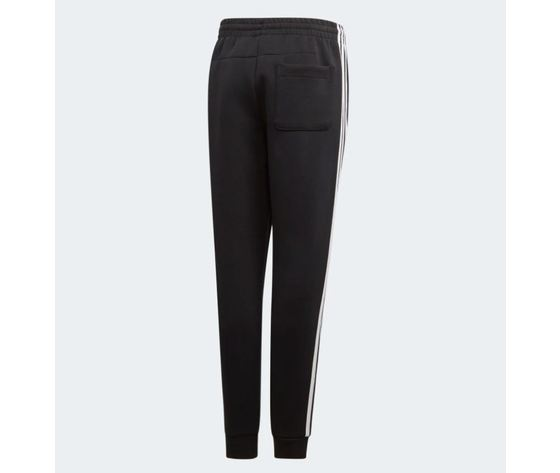 Pantalone adidas must have 3 strisce bianco nero bimbo art %282%29