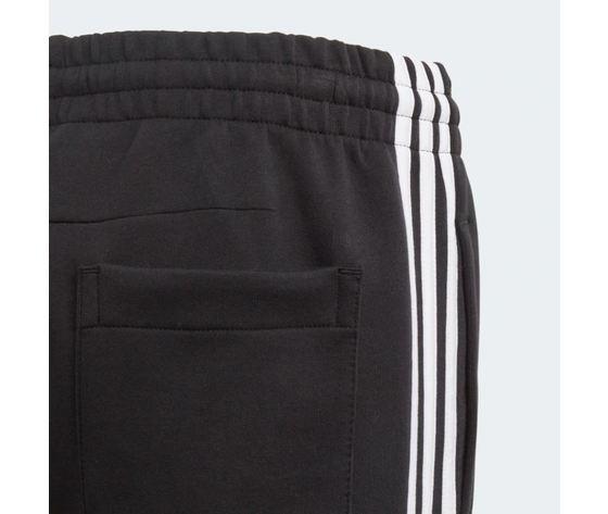 Pantalone adidas must have 3 strisce bianco nero bimbo art %283%29