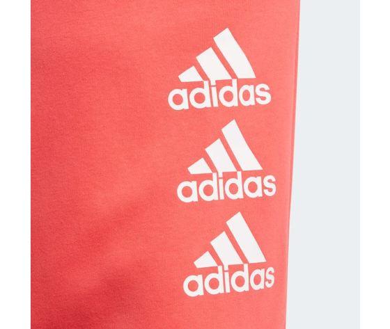 Felpa adidas girocollo must have crew core pink white bimba art %281%29
