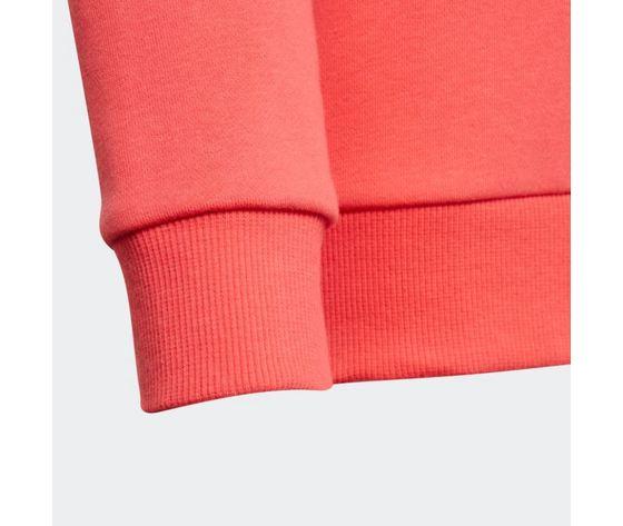 Felpa adidas girocollo must have crew core pink white bimba art %284%29