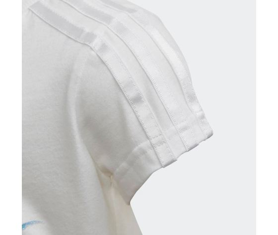 Maglietta adidas frozen bianca bambini art %281%29