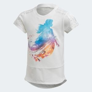 Maglietta Adidas Frozen bianca bambini art.FM2866