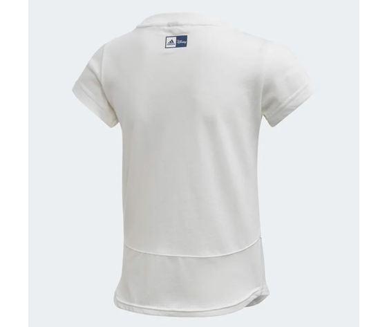 Maglietta adidas frozen bianca bambini art %283%29