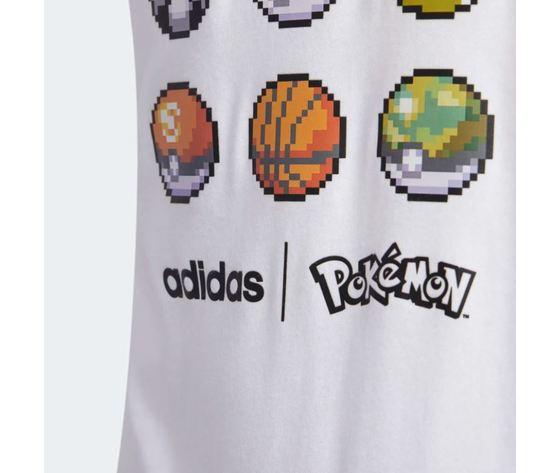 Maglietta adidas pokemon bianca abbigliamento bambini art %281%29