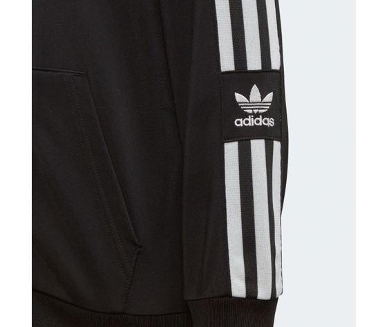 Tuta adidas big trefoil hoodie nero art %281%29